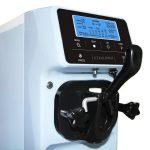 Maszyna do lodów barowa niebieska 5