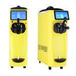 Maszyna do lodów barowa premium żółta 2