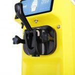 Maszyna do lodów barowa premium żółta 4
