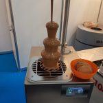 Temperówka do czekolady AYA k6 Digital fontanna
