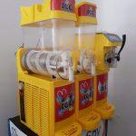Granitor-Maszyna-do-lodow-2w1-moc-1080W-jak-nowa-Pojemnosc-miski-12-L